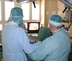 laparoskopická bariatrická operace